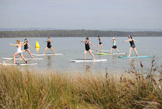 sup fitness sussex inlet